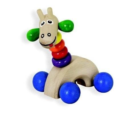 Eco Giraffe with Bell & Rattle £5.95 Profile Photos of O'Nessy's Ltd 5 Old Red Lions Court, Bridge Street - Photo 5 of 20