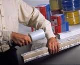 how to use mini pallet wrap rolls