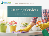 Montreal Cleaning Services, Cleaning Services Montreal, laval