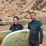 Surfing Morocco of Dancing the Waves