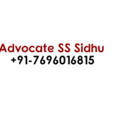 Advocate SS Sidhu - Criminal Lawyer in Chandigarh High Court