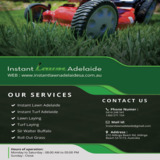 Turf Installation Adelaide | Instant Lawn Adelaide