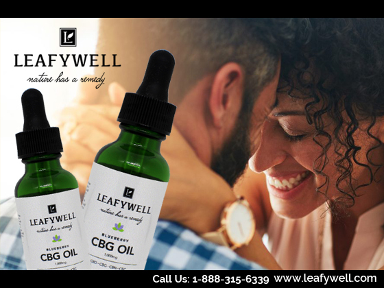 cbg for anxiety in miami CBD Hemp Oil in Weston of LeafyWell 2645 Executive Park - Photo 4 of 14