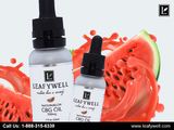 Introducing our new Full Spectrum CBG Oil Watermelon LeafyWell 2645 Executive Park
