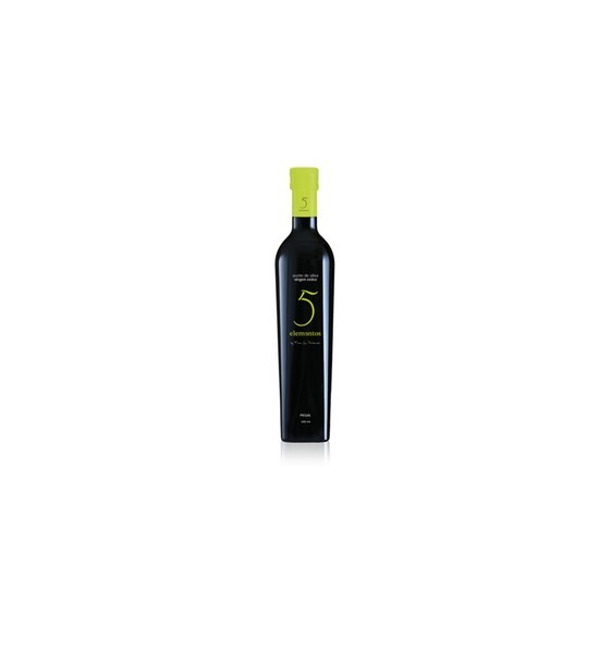 Extra Virgin Olive Oil - 500ml - '5 ELEMENTOS' 100% PICUAL