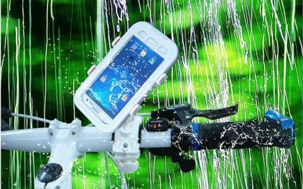 Bicycle Cell Phone Smart Phone Handlebar Mount Holder